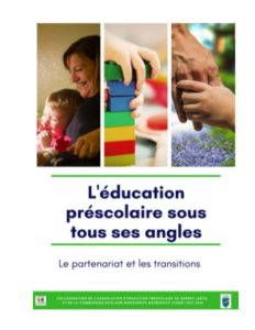Couverture partenariat et transitions