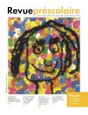 Couverture revue préscolaire